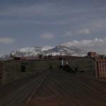 2. Kilátás a szállodai szoba ablakából