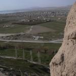 4. Van fellegvár, kilátás a szikláról