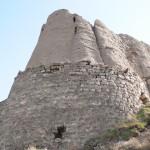 16. Vályogtégla ráépítés az erődítményen