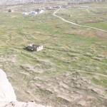 18. A régi város romjai, egy minaret csonka maradványaival
