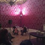 Erényi Eszter és Richter Dorottya gambán játszik