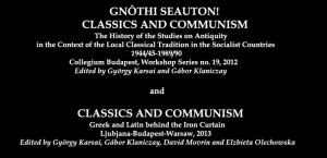 Classics and Communism_poster