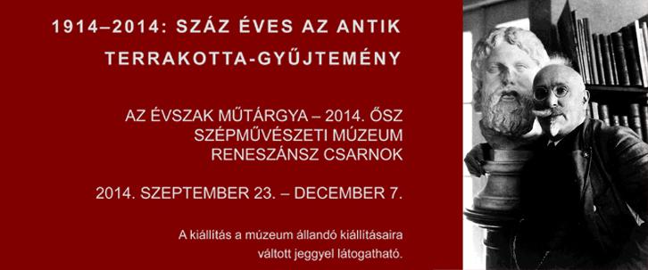 Az évszak műtárgya - 2014. ősz