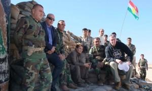 kurd Pesmergákkal a frontvonalon,  Dezső Tamás, ELTE, Kurdisztán