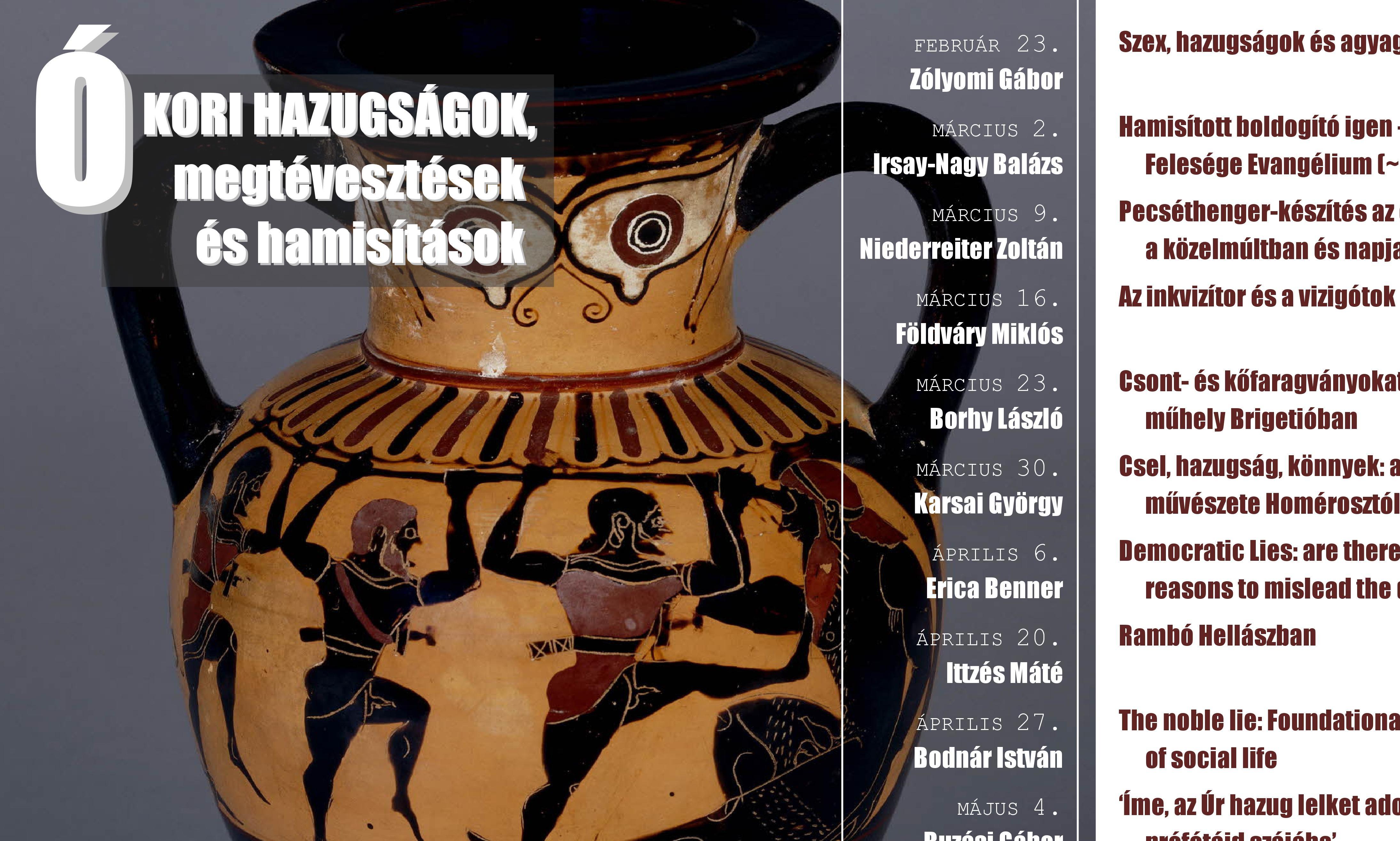 Hamisítások, plakát_Odüsszeusz, nagy felbontású képpel