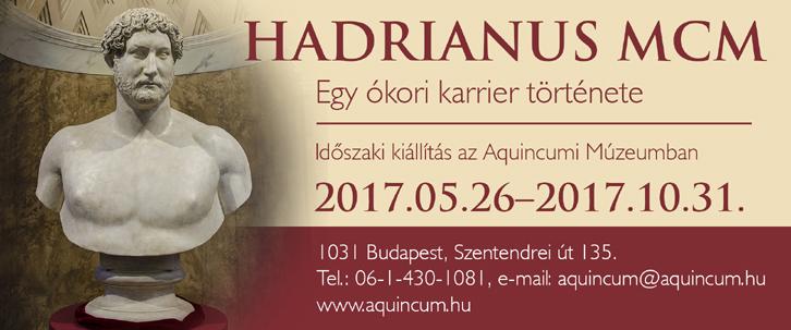 Hadrianus Aquincumban