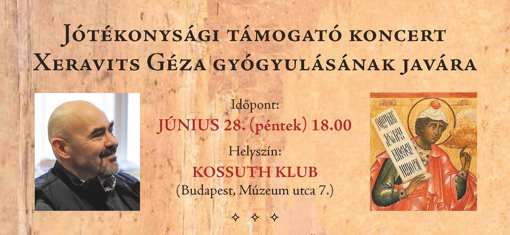 xeravits_géza_koncert
